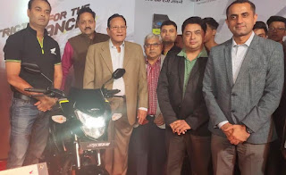 Honda launches its first BSVI motorcycle SP 125 BSVI in Rajasthan