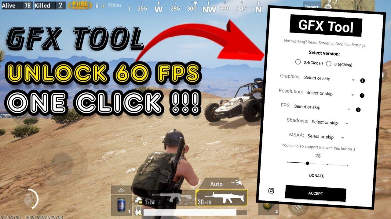 Pub Gfx Tool Pro Apk