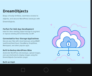 Dreamhost cloud Hosting