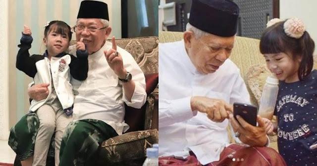 Pengamat Politik Hendri Satrio: Jokowi Sedang Terjepit, Kiai Ma'ruf Ke Mana?