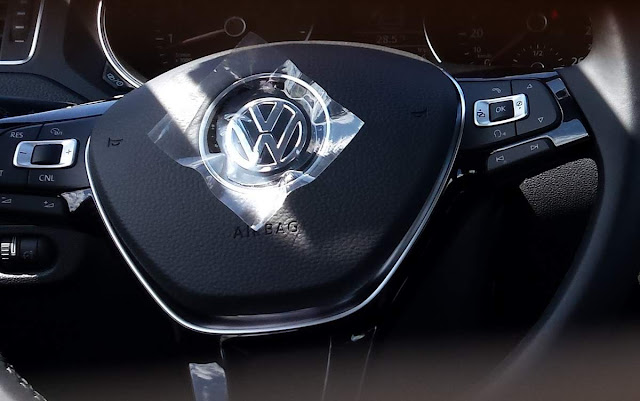 VW Jetta TSI 2016 1.4 - volante de Golf com assistência elétrica
