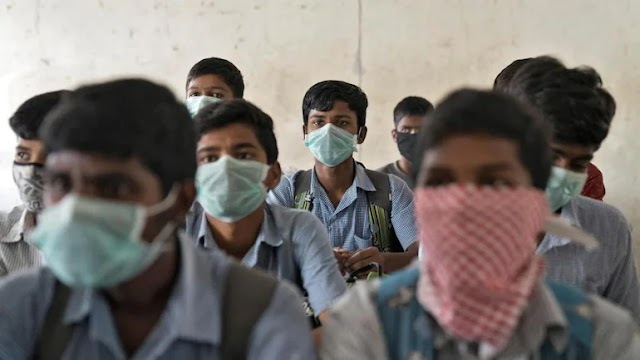 As schools reopen, 613 students test positive for Covid-19 in Maharashtra's Solapur