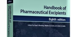 Handbook Of Pharmaceutical Excipients 8th Edition Pdf