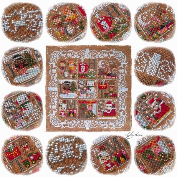 Brc Holiday Celebration Photos 2015: ZAgatkowa Pracownia: Christmas Celebration Sampler