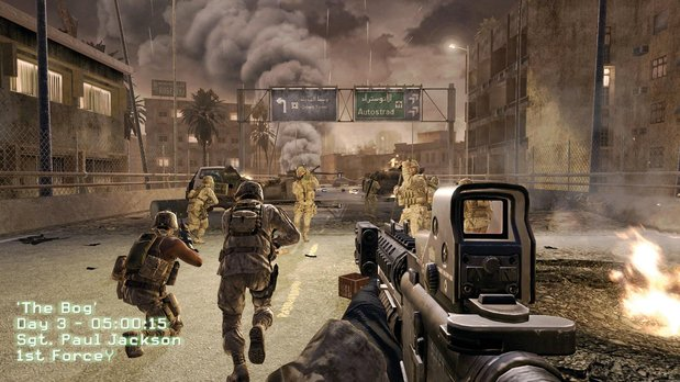 call of duty 4 videos download