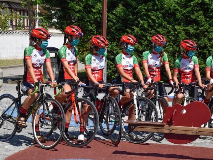El equipo cadete del Río Miera - Meruelo confirma doce corredoras para 2021
