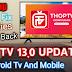 Thop Tv Latest Version 13.0  Jio Tv Hd Fix I i Technical Rohit