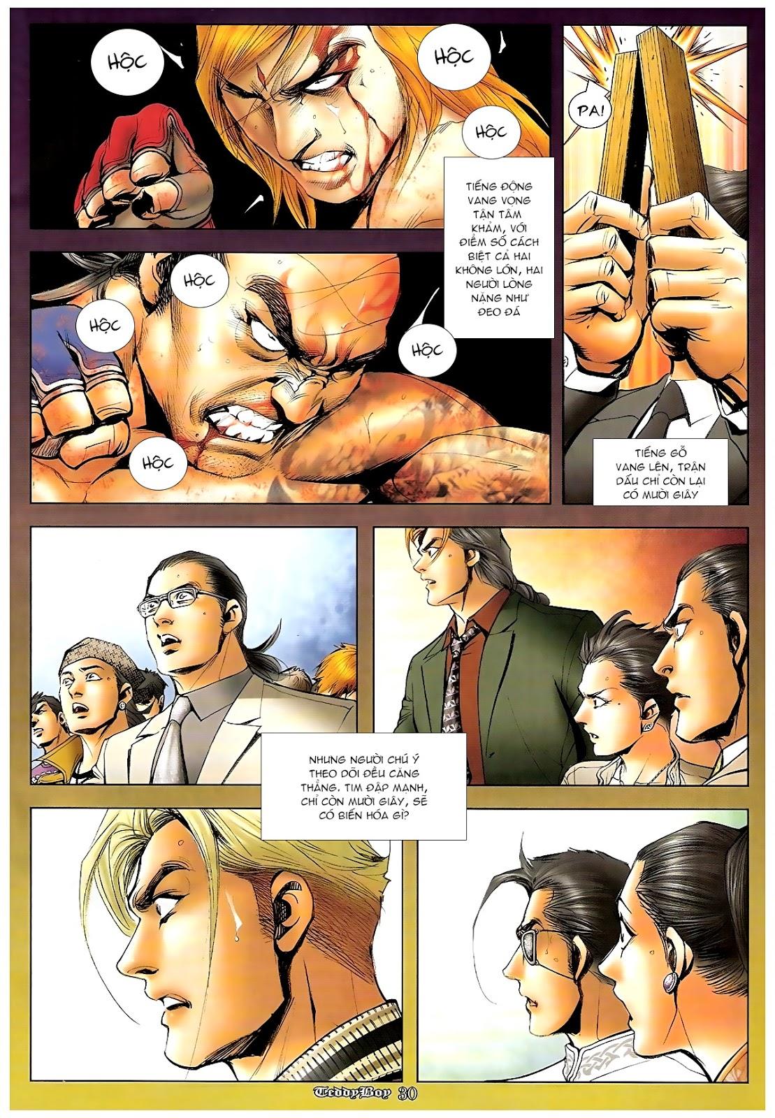 Người Trong Giang Hồ - Chapter 1254: Hiệp cuối cùng - Pic 26