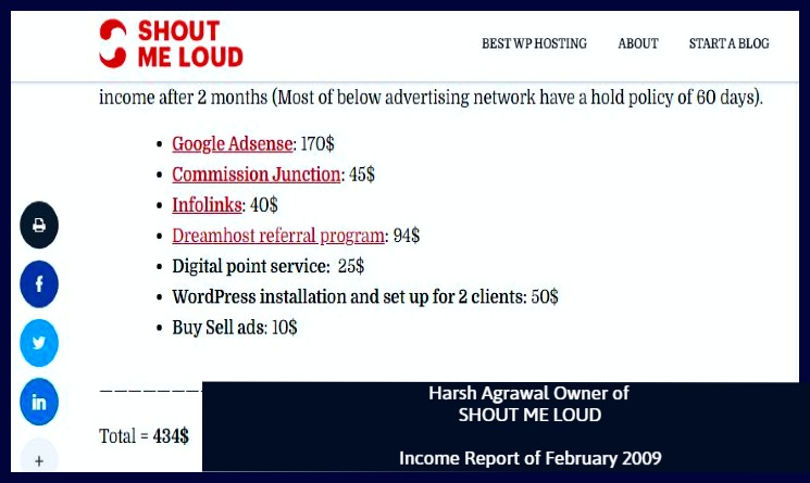 ShoutMeLoud-Income-Report