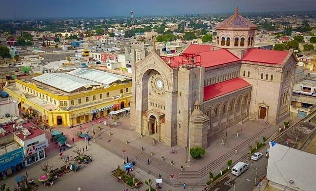 Matehuala, San Luís Potosí