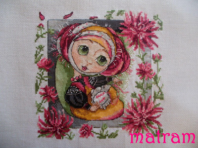cross stitch merejka