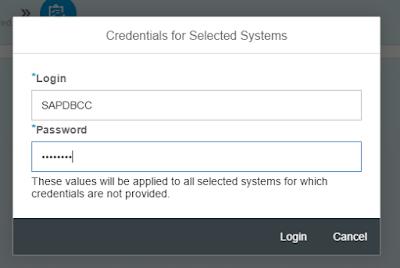 SAP HANA Certifications, SAP DB Control Center