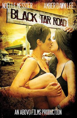 Black Tar Road Poster