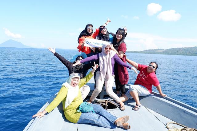 Paket Wisata Bunaken Manado 2 Hari 1 Malam