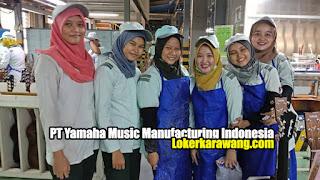 Lowongan Kerja PT. Yamaha Music Mfg Indonesia Pulogadung