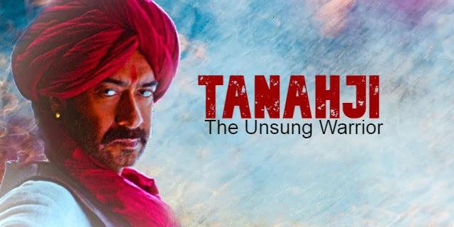 इतिहास में दर्ज़ तानाजी मालुसरे  के बलिदान को अजय देवगन ने पर्दे पर जीवंत किया।
