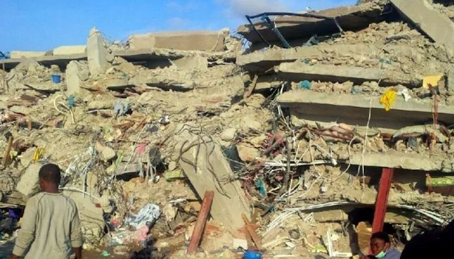 SCOAN Closes Case Over Collapsed Guest House