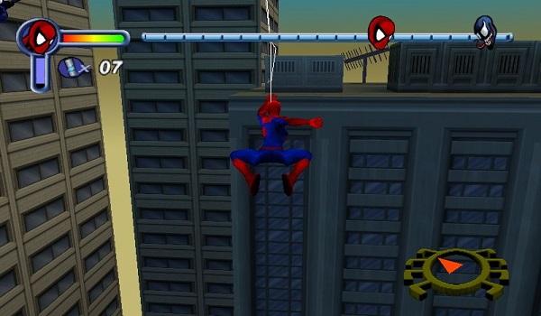 تحميل لعبة سبايدر مان 1 spider man للكمبيوتر من ميديا فاير مضغوطة