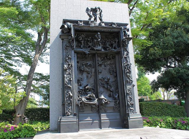 考える人は何を考えてる?東京の西洋美術館にもある?【a】