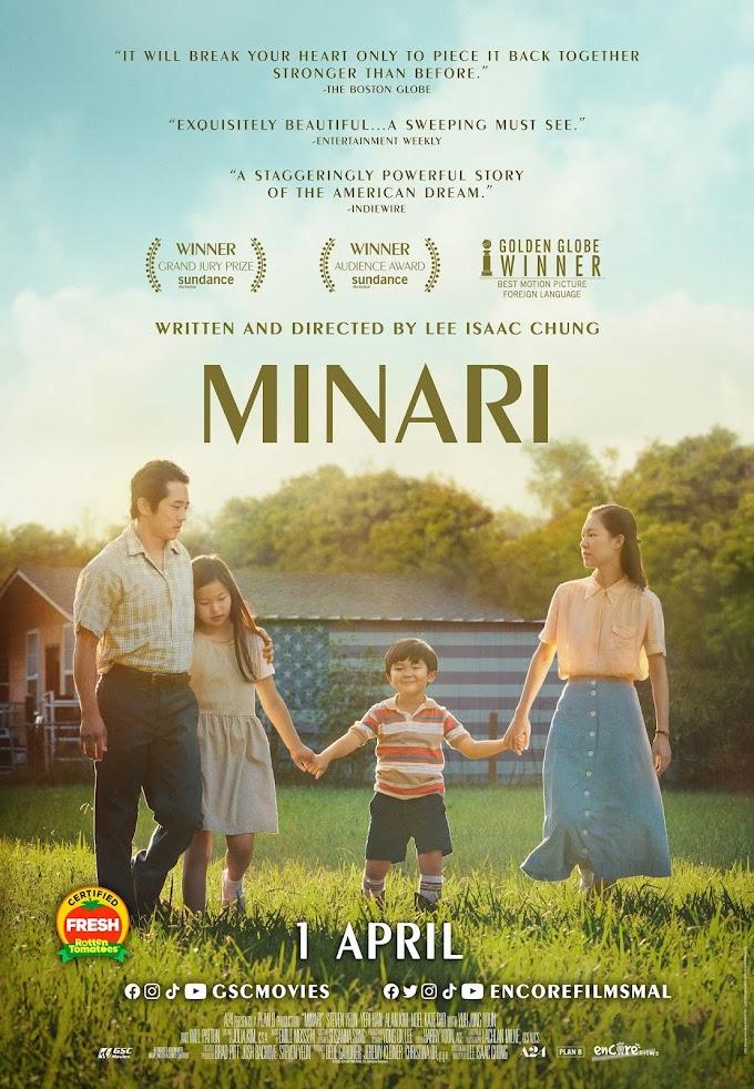 Review Filem Minari