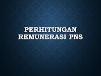 Perhitungan Remunerasi PNS dan Tujuan Diberikannya Remunerasi PNS