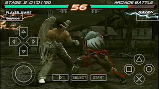 Tekken 6 ISO PPSSPP For Android Full Offline - wasildragon.web.id