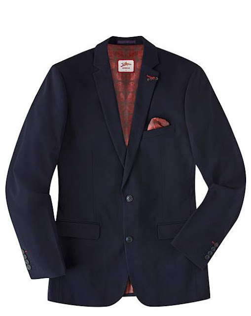 Joe Browns Navy Men's Suit