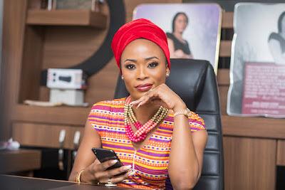 THE YCEO: Meet Joana Maa-Adjoa Nana Awoo Gyan, Ghana's Queen Of Gold.