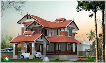 2900 Square Feet Beautiful Kerala Style House