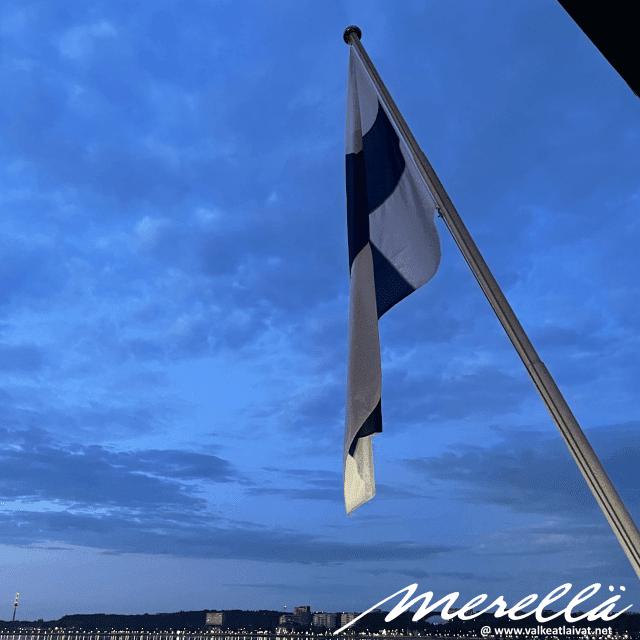 Silja Serenade Tallinnassa
