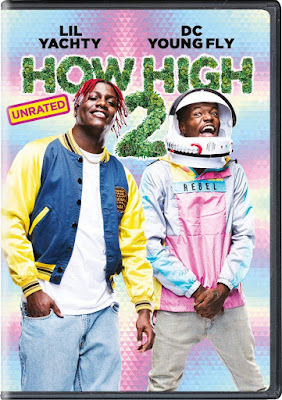 How High 2 UNRATED 2019 DVD R1 NTSC Latino