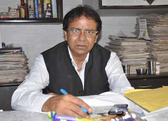 Education Mafia: LN Parashar is proving to be the biggest killers of Kalyug