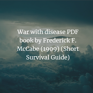 War with disease