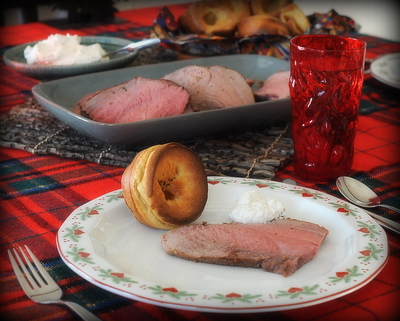 Perfectly Cooked Roast Beef ♥ KitchenParade.com, a simple easy-to-remember formula to perfectly cook a beef roast, whether rare to medium rare, medium to well done.