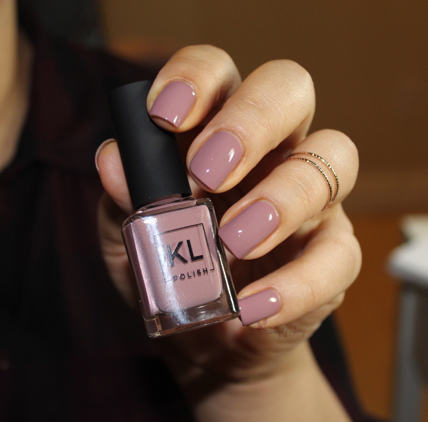 Simply Jary: KL Polish | Swatches & Review
