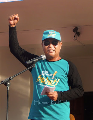 Revolusi Hijau: Gubernur Kalsel Canagkan 1 Anak 1 Pohon