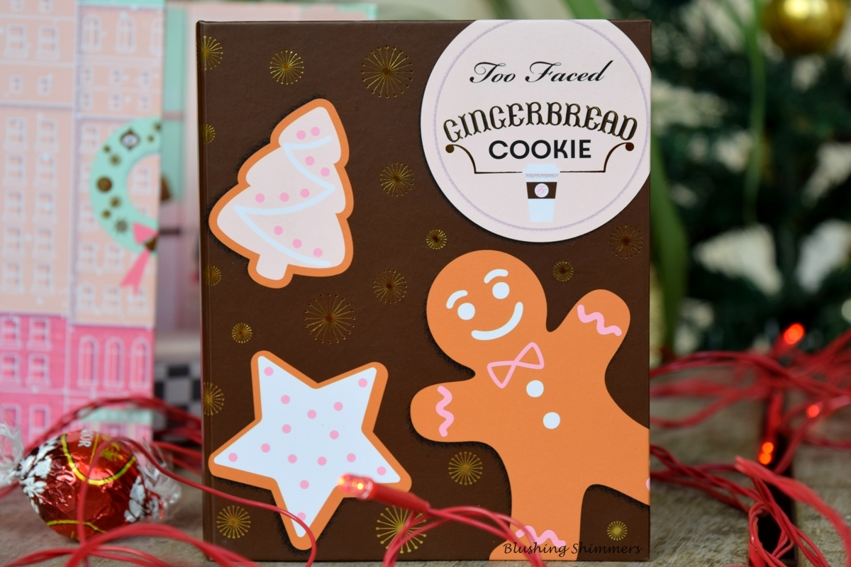 Too Faced Grand Hotel Cafe:Gingerbread Cookie