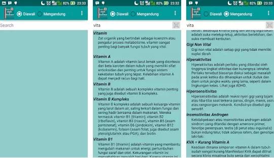 Aplikasi terminologi medis gratis untuk Android-2