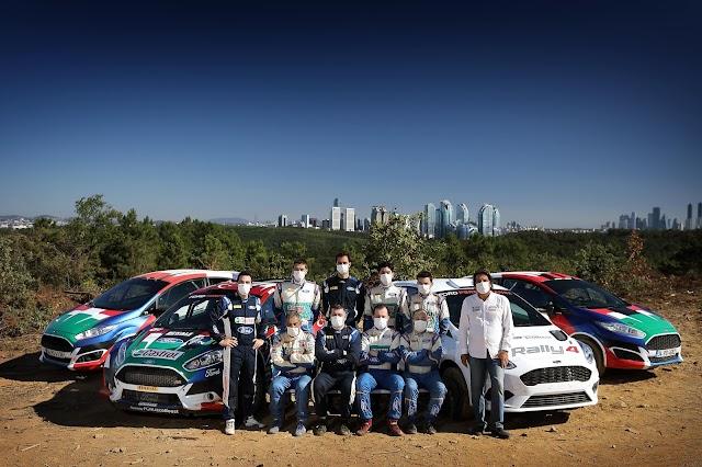 Castrol Ford Team Türkiye WRC Marmaris Rallisi için hazır