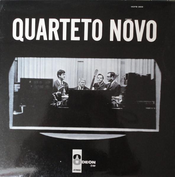 QUARTETO NOVO - QUARTETO NOVO (1967)