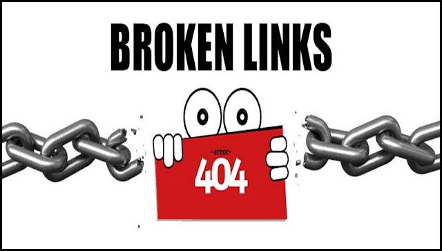 Cara Mencari dan Memperbaiki Broken Link di Blog