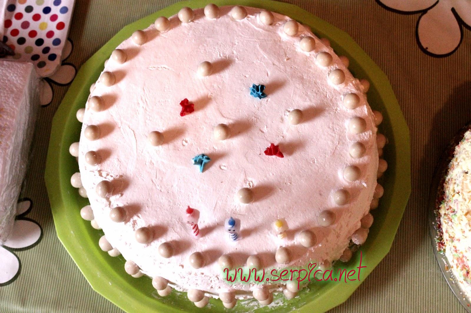 Moskva šnite torte