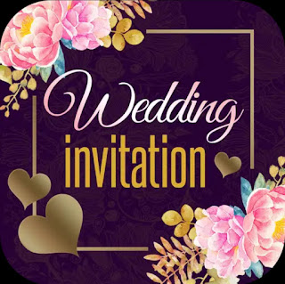 Invitation Card Maker App