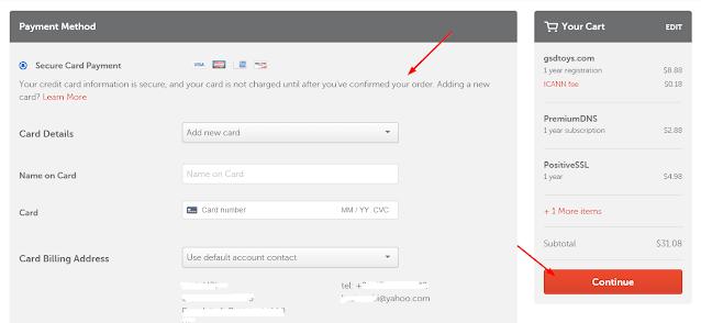 How To Buy Namecheap Domain & Web Hosting 15