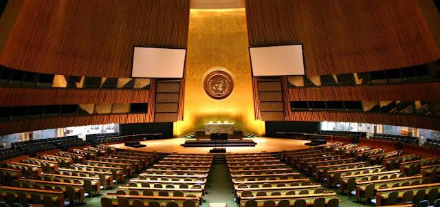 Asamblea General de la ONU y Derecho Internacional