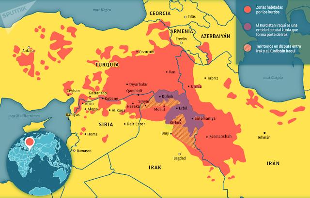 Resultado de imagen de El tío Sam abandona a los kurdos (una vez más)