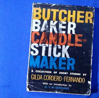 The Butcher, The Baker, The Candlestick Maker by Gilda Cordero-Fernando