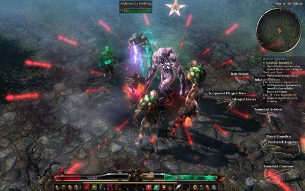 Lightweight Online Games for PC Grim Down