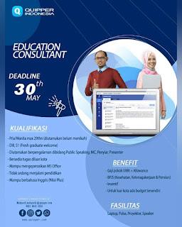 Konsultan pendidikan Quiper Indonesia