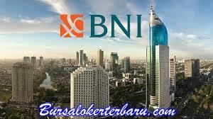 Penerimaan Program Pemagangan Bina BNI - Teller dan Sistem Administrasi